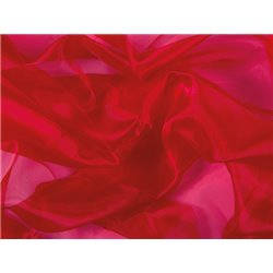 ORGANZA - RED – Chrisanne Clover