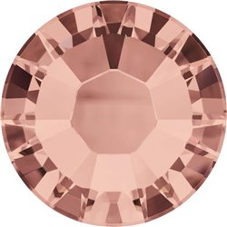 SWAROVSKI® 2038 Blush Rose Hotfix
