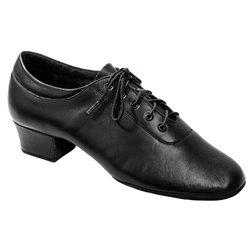 Galex-elegant - Gr. 27,5 cm - Leder schwarz matt