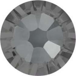 Swarovski® 2078 Crystal Silver Night Hotfix SS40
