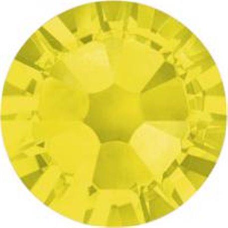 Swarovski® 2078 Citrine Hotfix SS34