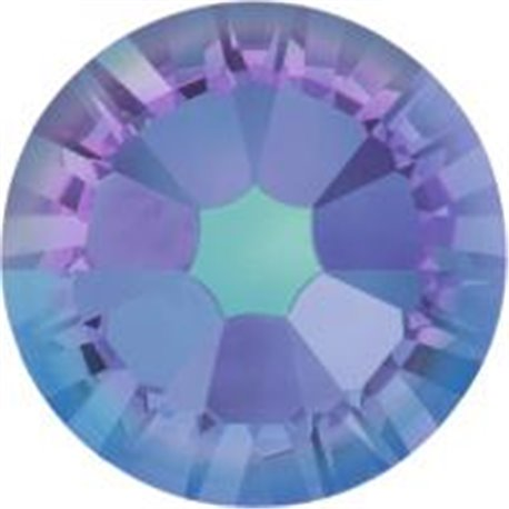 Swarovski® 2078 Crystal Meridian Blue Hotfix SS34