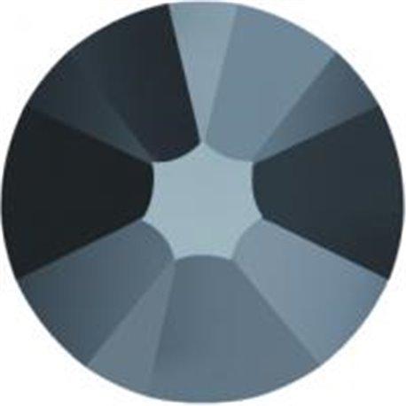 Swarovski® 2078 Crystal Metallic Blue Hotfix SS34