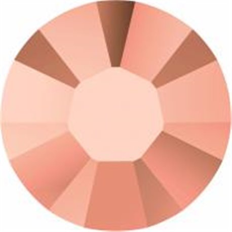 Swarovski® 2078 Crystal Rose Gold Hotfix SS34