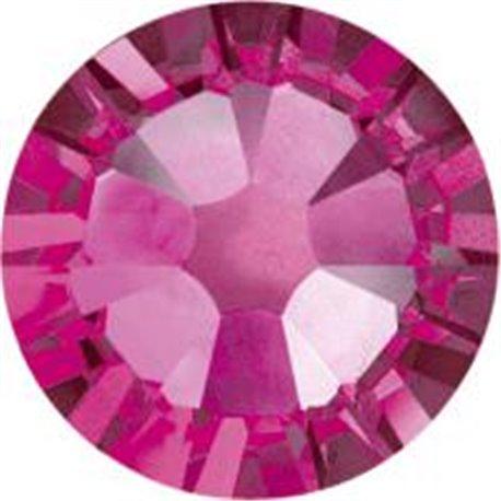 Swarovski® 2078 Indian Pink Hotfix SS34