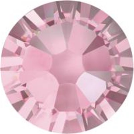 Swarovski® 2078 Light Rose Hotfix SS34