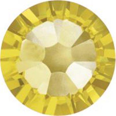 Swarovski® 2078 Light Topaz Hotfix SS34