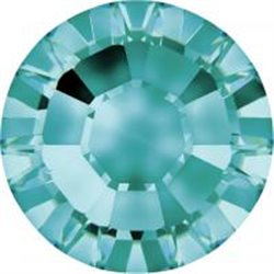 Swarovski® 2078 Light Turquoise Hotfix SS34