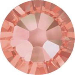 Swarovski® 2078 Rose Peach Hotfix SS34