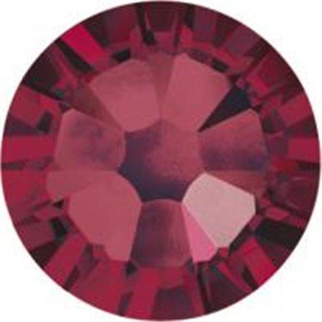 Swarovski® 2078 Ruby Hotfix SS34