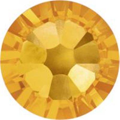 Swarovski® 2078 Sunflower Hotfix SS34