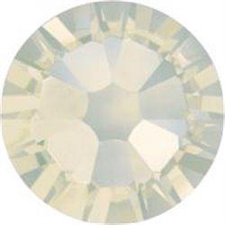 Swarovski® 2078 White Opal Hotfix SS34