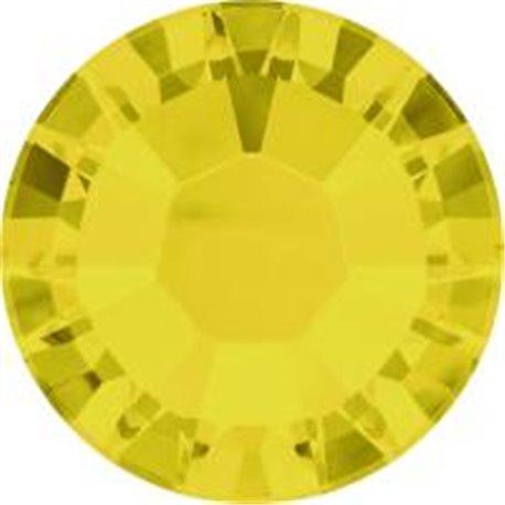 Swarovski® 2078 Yellow Opal Hotfix SS34
