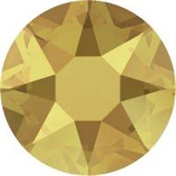 Swarovski® 2078 Crystal Metallic Sunshine SS34