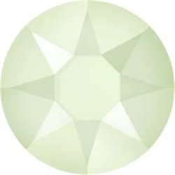 Swarovski® 2078 Crystal Powder Green LacquerPRO Hotfix SS34