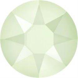 Swarovski® 2078 Crystal Powder Green LacquerPRO Hotfix SS34