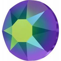 Swarovski® 2078 Crystal Scarabaeus Green Hotfix SS12