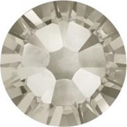 Swarovski® 2078 Crystal Silver Shade Hotfix SS12