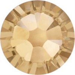 Swarovski® 2078 Light Colorado Topaz Hotfix SS12
