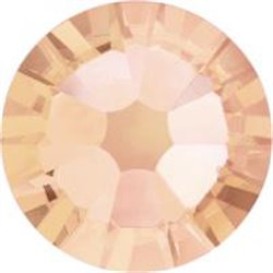 Swarovski® 2078 Light Peach Hotfix SS12
