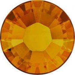Swarovski® 2078 Tangerine Hotfix SS12