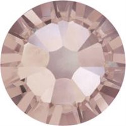 Swarovski® 2078 Vintage Rose Hotfix SS12