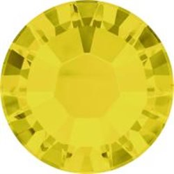 Swarovski® 2078 Yellow Opal Hotfix SS12