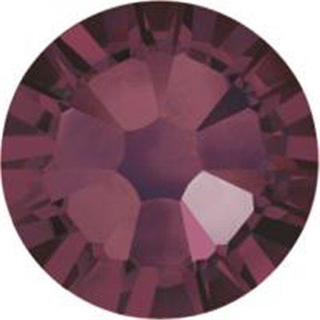 Swarovski® 2078 Burgundy Hotfix SS20