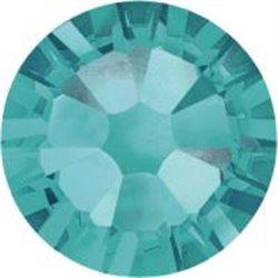 Swarovski® 2078 Blue Zircon Hotfix SS30