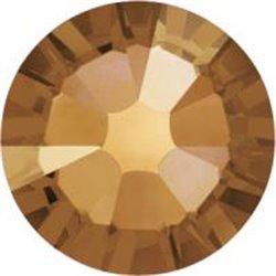 Swarovski® 2078 Crystal Copper Hotfix SS16