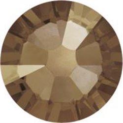 Swarovski® 2078 Crystal Bronze Shade Hotfix SS16
