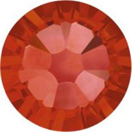 Swarovski® 2078 Light Siam Hotfix SS30