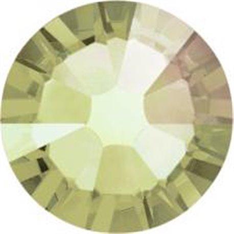 Swarovski® 2078 Crystal Luminous Green Hotfix SS20