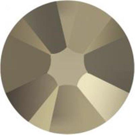 Swarovski® 2078 Crystal Metallic Light Gold , Hotfix SS20