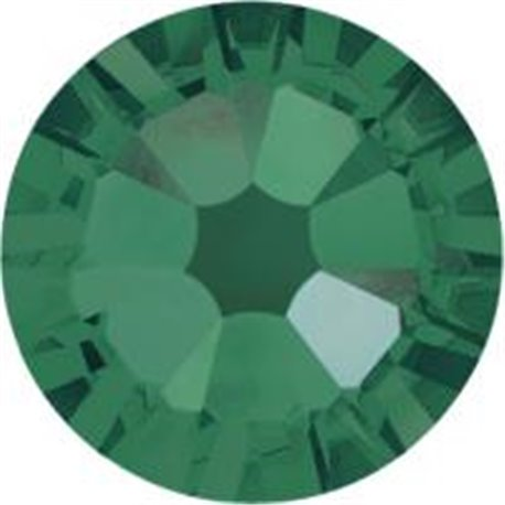 Swarovski® 2078 Emerald Hotfix SS20