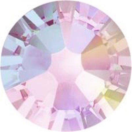 Swarovski® 2078 Light Rose AB Hotfix SS20