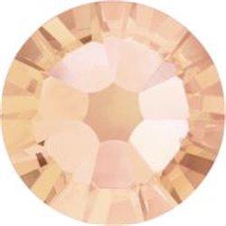 Swarovski® 2078 Light Peach Hotfix SS16