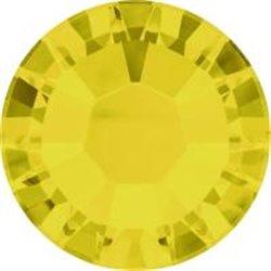 Swarovski® 2078 Yellow Opal Hotfix SS16