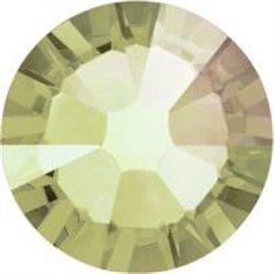 Swarovski® 2078 Crystal Luminous Green Hotfix SS16