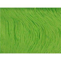 FRINGE 30CM – FLUORESCENT GREEN – Chrisanne Clover