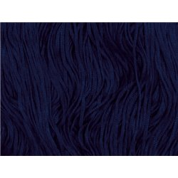 TACTEL STRETCH FRINGE 30CM - MIDNIGHT SKY / NAVY