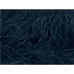 PURE OSTRICH LUXURY 6 PLY BOA BLACK